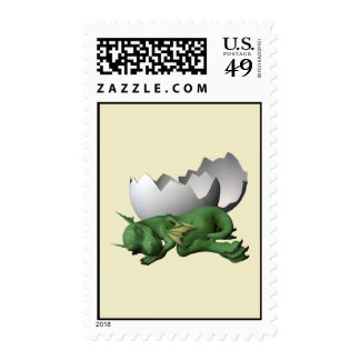 Little Dragon Postage