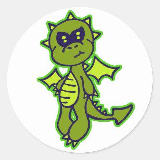 Little Dragon stickers