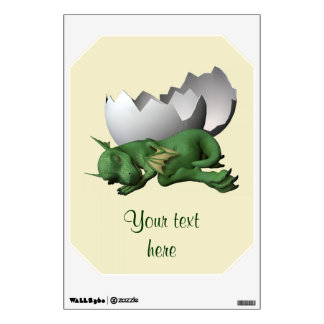 Little Dragon Wall Stickers