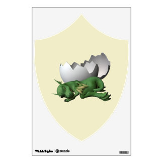 Little Dragon Wall Decals