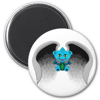 Little Dragon with Wings Magnet