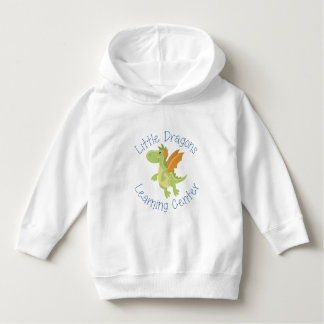 Little Dragons Learning Center Toddler Hoodie