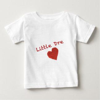 Little Dre Heart Baby T-Shirt