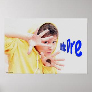 Little Dre Love Heart Poster