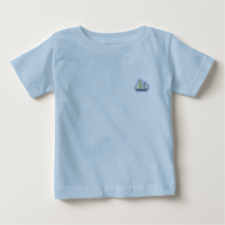 Little Dreams of Sailing Baby T-Shirt