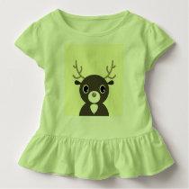 Little dress with Reindeer