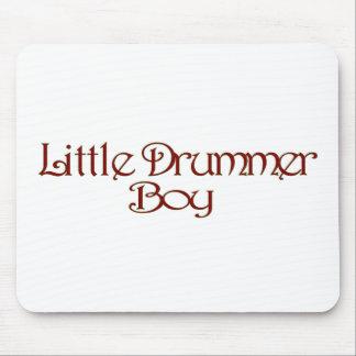 Little Drummer Boy Mouse Pads