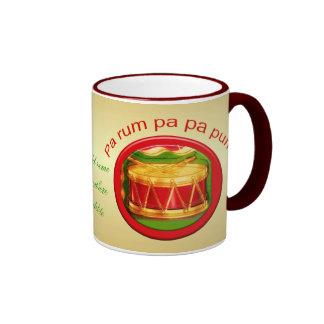 Little Drummer Boy Coffee Mug