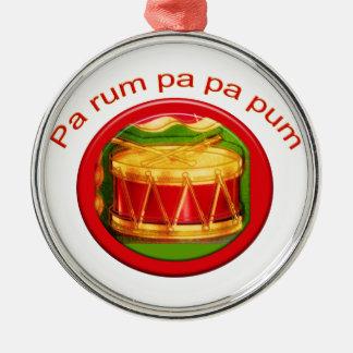 Little Drummer Boy Christmas Tree Ornaments