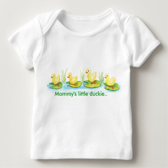 Little Duckie Baby T-Shirt