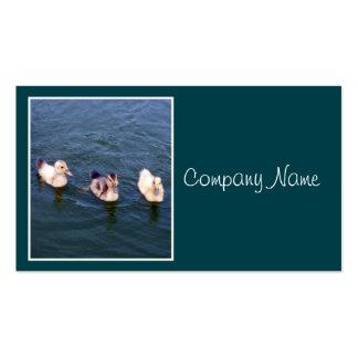 Little Ducklings Business Card