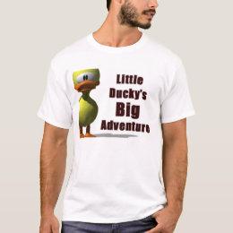 Little Ducky's Adventure T-Shirt