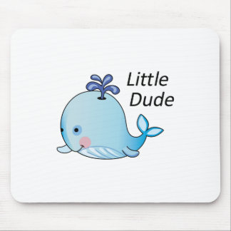 Little Dude Mousepad