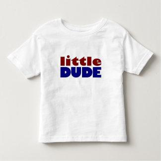 Little dude toddler t-shirt