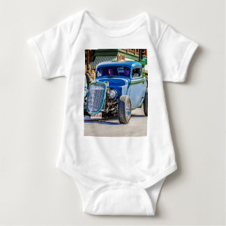 Little Duece Coupe Baby Bodysuit