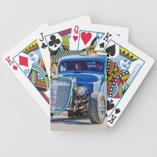 Little Duece Coupe Bicycle Playing Cards