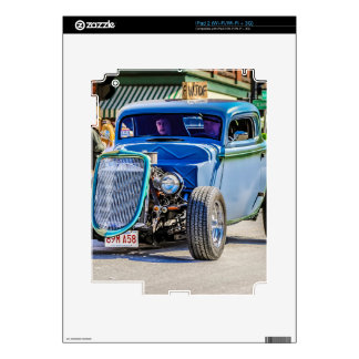 Little Duece Coupe iPad 2 Decal