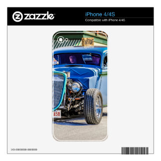 Little Duece Coupe iPhone 4 Skins