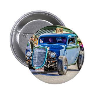 Little Duece Coupe Pinback Button