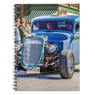 Little Duece Coupe Spiral Notebook