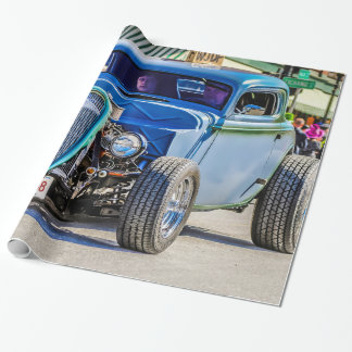 Little Duece Coupe Wrapping Paper