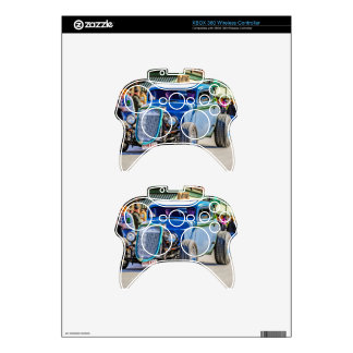 Little Duece Coupe Xbox 360 Controller Skins
