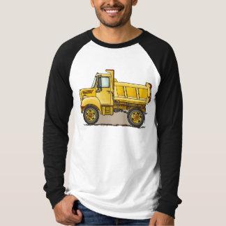 Little Dump Truck Adult Shirt