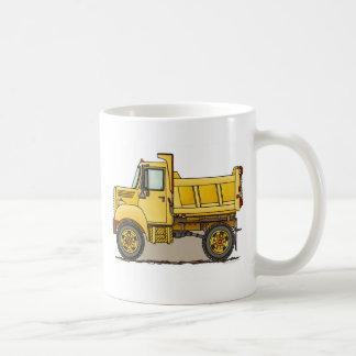Little Dump Truck Coffee Mug