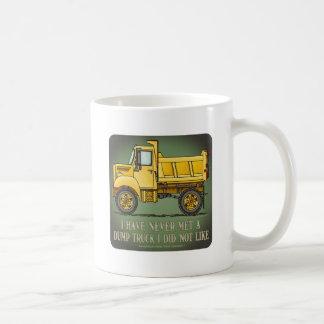 Little Dump Truck Operator Quote Coffee Mug