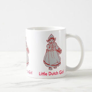 Little Dutch Girl Mug