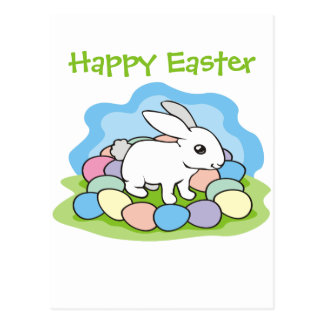 Little Easter Bunny Postcard