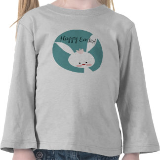 """Little Easter Bunny"" Toddler Shirt"