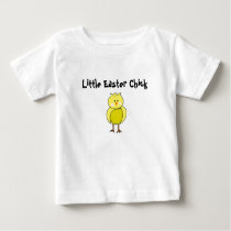 Little Easter Chick Baby T-Shirt