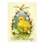 Little Easter Chick Invitation