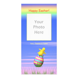 Little Easter Chicken Wings Card