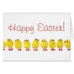 Little Easter Chicks Card