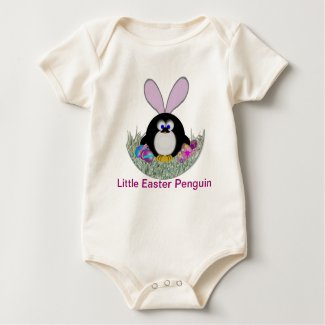 Little Easter Penguin shirt