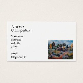Little Eden Business Card