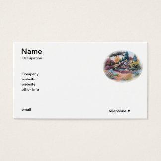 Little Eden Business Cards