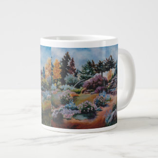 Little Eden Large Coffee Mug