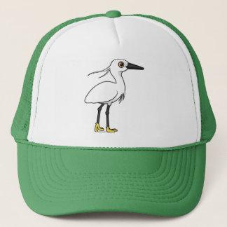 Little Egret Trucker Hat