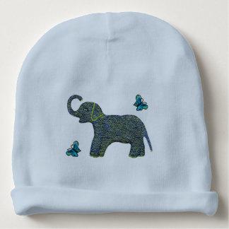 Little Elephant Baby Beanie