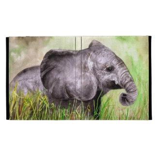 Little Elephant iPad Folio Cover