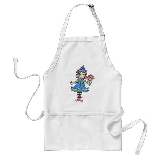 Little Elfgirl Adult Apron