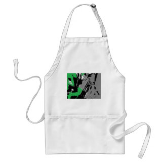 Little Engine in the Leaves Adult Apron