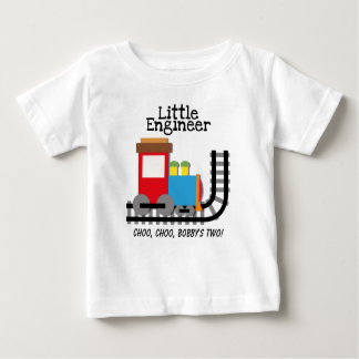 Little Engineer Custom T-shirt