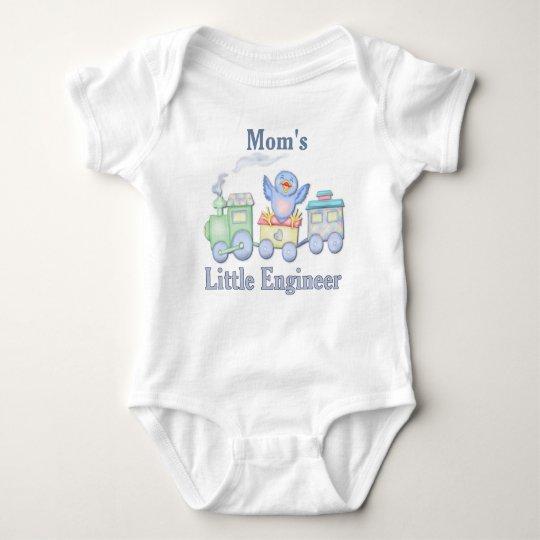 Little Engineer - Mom Baby Bodysuit