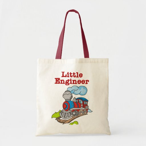 Little Engineer T-shirts and Gifts Tote Bags