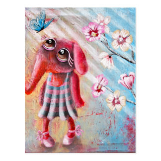 Little enlightened Elephant Postcard