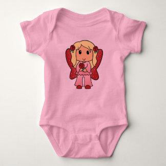 Little Fairy Baby Bodysuit